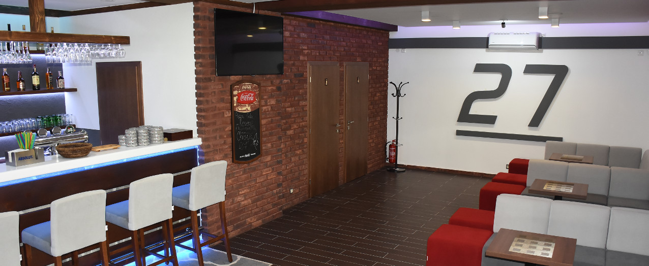 Reštaurácia & bar